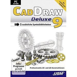 5162 CAD Draw 9 Vollversion, 1 Lizenz Windows CAD-Software