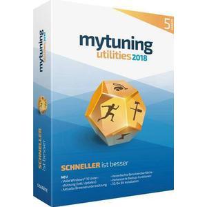 03074 S.A.D. mytuning utilities 2018 Vollversion, 5 Lizenzen Windows Systemtuning-Software