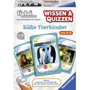 00767 Ravensburger tiptoi® Wissen & Quizzen: Süße Tierkinder