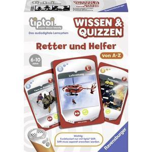 00829 Ravensburger tiptoi® Wissen & Quizzen: Retter und Helfer