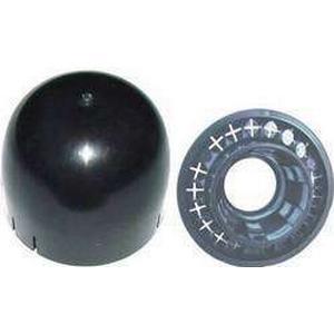 A.S. SAT Mast-Dichtungsset A.S. SAT 48801 Passend für Mast-Ø (max.): 50 mm Schwarz