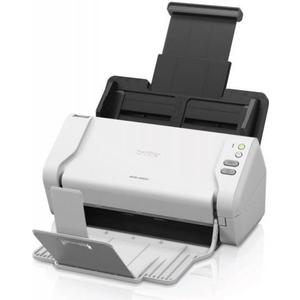 Brother ads-2200 Dokumenten-Scanner Desktop mit Duplex, Weiß