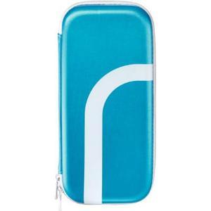 00054637 Multitasche für Nintendo Switch EVA-Material (Blau, Metallisch)