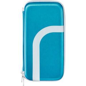 00054636 Hardcase für Nintendo Switch EVA-Material (Blau, Metallisch)