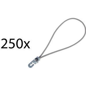 Stairville Spannfix Ø 4mm Grey 250 pcs.