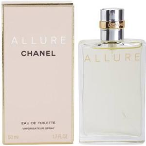 Chanel Allure Eau de Toilette für Damen 50 ml