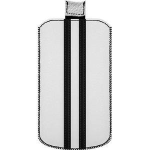 0001549 Katinkas iPhone Tasche Stripe Passend für: iPhone 4, iPhone 4s, Weiß, Schwarz