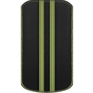 0001548 Katinkas iPhone Tasche Stripe Passend für: iPhone 4, iPhone 4s, Schwarz, Grün
