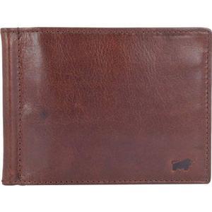 Braun Büffel Arezzo Kreditkartenetui RFID Leder 12 cm