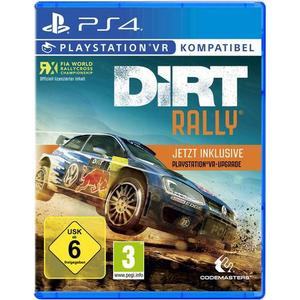 1020108 DiRT Rally plus VR Upgrade PS4 USK: 6