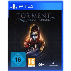 1019607 Torment: Tides of Numenera PS4 USK: 16