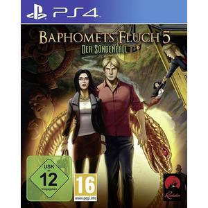 1619884 Baphomets Fluch 5 Premium Edition PS4 USK: 12