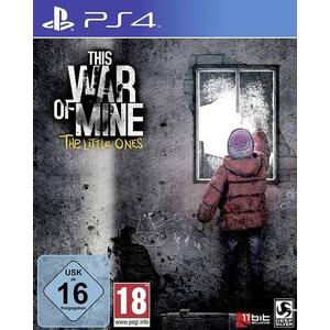 1619887 This War of Mine: The Little Ones PS4 USK: 16