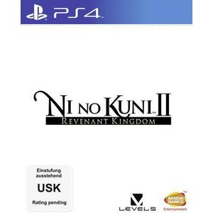 10075 Ni No Kuni 2: Schicksal eines Königreichs PS4 USK: 12