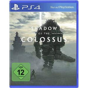 10008 Shadow of the Colossus PS4 USK: 12
