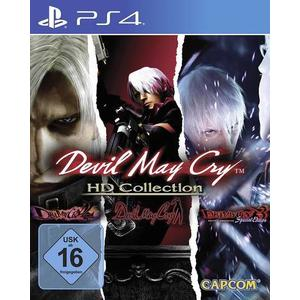 10872 Devil May Cry HD Collection PS4 USK: 16