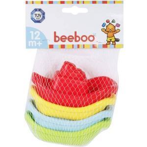 0040405429 Beeboo Baby Badeboote 4 Stück im Netz