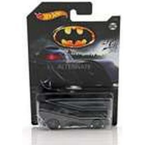Hot Wheels Batmobile DC Comics grau 1:64, Modellfahrzeug