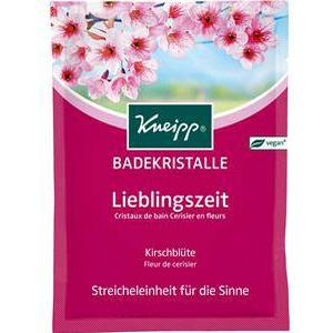 Kneipp Badezusatz Badekristalle & Badesalze Badekristalle Lieblingszeit 60 g