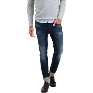 Garcia Jeans Garcia - Eng geschnittene Jeans in verwaschenem dunkelblau