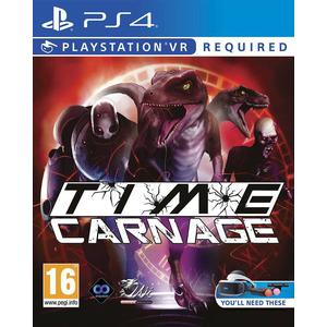 - UNKNOWN - Time Carnage (PSVR)