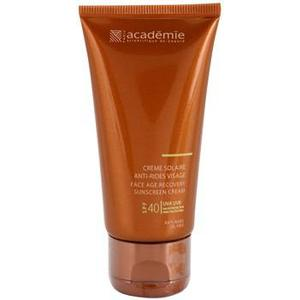 Academie Bronzécran Sonnencreme gegen Hautalterung SPF 40  40 ml