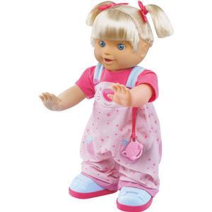 VTech Babypuppe Little Love Lisa lernt Laufen ´´4043795´´ + 4-in-1 Babyschale