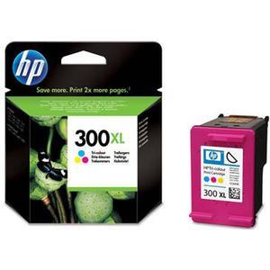 Hewlett Packard HP 300XL Farbe Original Druckerpatrone mit hoher Reichweite für HP Deskjet, HP ENVY, HP Photosmart