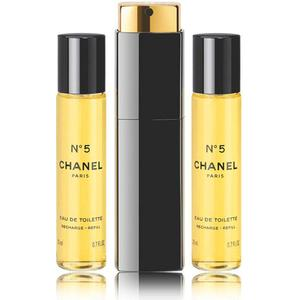Chanel - No 5 Purse Spray EDT 3 x 20 ml