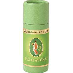 Primavera Aroma Therapie Ätherische Öle bio Zitronenverbene 1 ml
