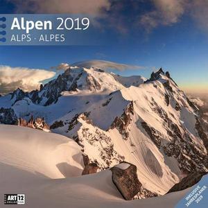Ackermann Kunstverlag Alpen 2019