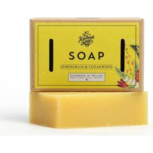 The Handmade Soap Lemongrass & Cedarwood Soap 160g