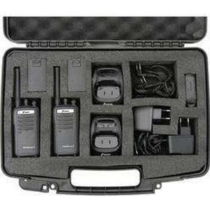 Stabo Freetalk com II 20261 PMR-Handfunkgerät 2er Set
