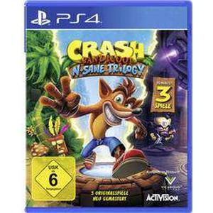 ACTIVISION Crash Bandicoot N.Sane Trilogy PS4 USK: 6