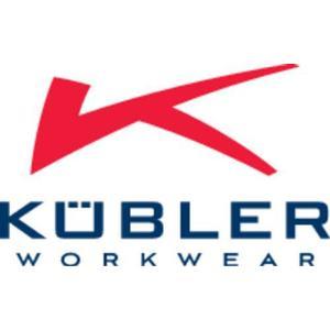 Kübler Active Wear Sweatshirt Shirt Dress Mittelrot Gr. L