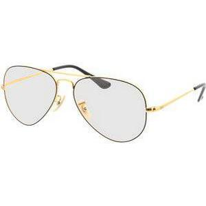 Brille24 GmbH Aviator RX6489 2946 Gr. 54-14 in gold on top black
