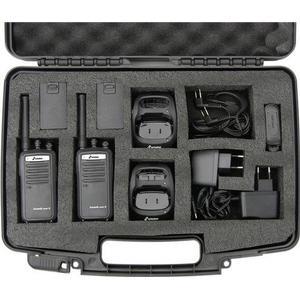 20261 Stabo PMR-Handfunkgerät Freetalk com II 20261 2er Set