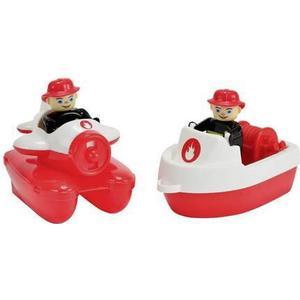 800055133 BIG-Waterplay Fire-Boat-Set