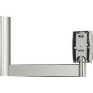 7319524 Vogel´s Display-Wandhalter Passend für Serie: Vogels modulares Display-Wandhalterungssystem Silber