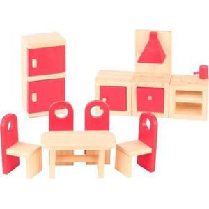 0028084FSC BEE Puppenhausmöbel Küche