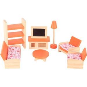 0028086FSC BEE Puppenhausmöbel Wohnzimmer