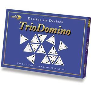 606104603 Noris Spiele Trio Domino 606104603
