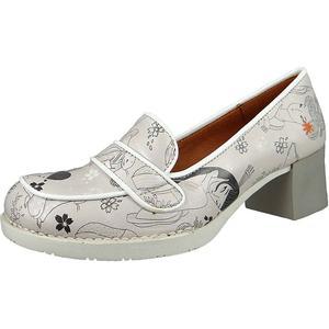 *art Bristol Loafer-Pumps weiß Damen Gr. 40