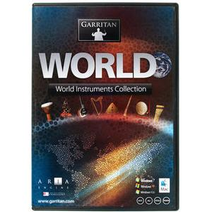 Gary Garritan World Instruments