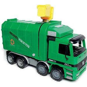 - UNKNOWN - Contruck - Garbage Truck, 36 cm. (520089)