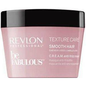 Revlon Be Fabulous Smooth Cream Anti-frizz Mask 200ml