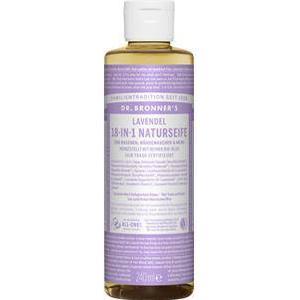 Dr. Bronner's Pflege Körperpflege Lavendel 18-in-1 Naturseife 240 ml