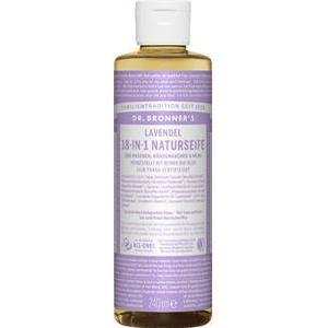 Dr. Bronner's Pflege Körperpflege Lavendel 18-in-1 Naturseife 60 ml