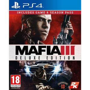 2K Games Mafia III (3) - Deluxe Edition