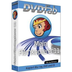 1027573 BHV Verlag DVDFab Mein Filmkopierer 11 Vollversion, 1 Lizenz Windows Brenn-Software